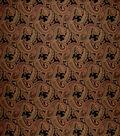 Home Decor 8\u0022x8\u0022 Fabric Swatch-Upholstery Fabric Eaton Square Jingle Auburn