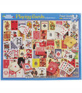 White Mountain Puzzles Jigsaw Puzzle Playing Cards