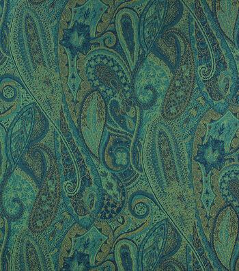 Optimum Performance Multi-Purpose Decor Fabric 54''-Aegean Paisley