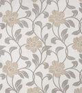 Home Decor 8\u0022x8\u0022 Fabric Swatch-Print Fabric Eaton Square Lloyd Grey