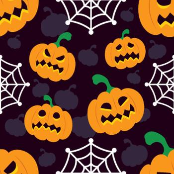 Halloween Cute Pumpkin