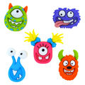 Jesse James Dress It Up Button Embellishments-Mad for Monsters
