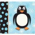 3D Scrapbook 12\u0022x12-Penguin