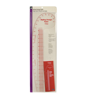 Prym Dritz Styling Design Ruler