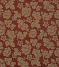 Home Decor 8\u0022x8\u0022 Fabric Swatch-Jaclyn Smith Robin-Crimson