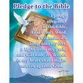 Carson-Dellosa Pledge to the Bible Chart 6pk
