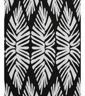 Nate Berkus Home Decor Fabric-Iko Paramount Onyx