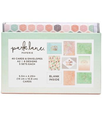 Park Lane Card & Envelope Sets-Romantic Life
