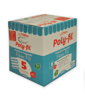 Poly-Fil  80 oz. Premium Fiber Fill Box