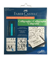 Faber-Castell Getting Started Calligraphy Kit, , hi-res