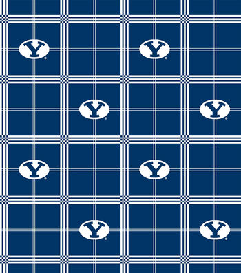Byu Plaid Flannel