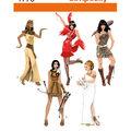 Simplicity Pattern 1770-Misses\u0027 Costumes