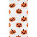 Maker\u0027s Halloween 16 pk 7.75\u0027\u0027x7.75\u0027\u0027 Guest Napkins-Jack-o\u0027-lantern