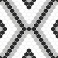 Floorpops Peel & Stick Floor Tiles-Black and White
