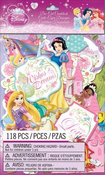Disney Princess Die Cut Cardstock