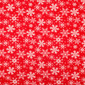 Super Snuggle Flannel Fabric-Red Flakes