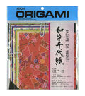 Origami Paper 5.875\u0022X5.875\u0022 20 Sheets-Wazome Chiyogami Unryushi