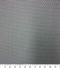 Loungeletics Sport Mesh Knit Fabric 24\u0022-Black
