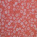 Premium Quilt Cotton Fabric-Sadie Tonal Flowers Coral