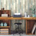 York Wallcoverings Wallpaper-Coastal Weathered Plank