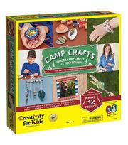 Creativity for Kids Camp Crafts Kit, , hi-res