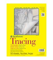 """Strathmore Tracing Paper Pad 11""""X14""""-25lb 50 Sheets, , hi-res"""
