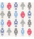 Robot League Multicolor Robots Wallpaper