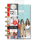 Mini Happy Planner x Rongrong Hustle & Heart-12 Months (2019-2020)