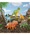 Jumbo Dinosaurs, 5/pkg