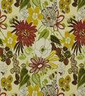Home Decor 8\u0022x8\u0022 Fabric Swatch-Print Fabric Robert Allen Lilith Summer