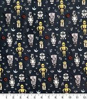 Star Wars Cotton Fabric-Doodle Figures, , hi-res