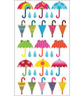 Sticko Sparkler Classic Stickers-Paterned Umbrella