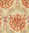 Waverly Upholstery 8x8 Fabric Swatch-Over The Moon/Desert