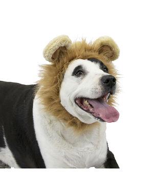 Maker's Halloween Pet Accessory-Lion Mane Large/X-Large