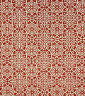 Optimum Performance Multi-Purpose Decor Fabric 54\u0027\u0027-Cayenne Geometrics