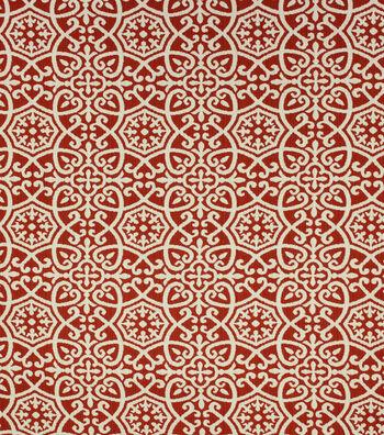 Optimum Performance Multi-Purpose Decor Fabric 54''-Cayenne Geometrics