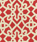 Home Decor 8\u0022x8\u0022 Swatch Fabric-Williamsburg Francis Fret Jewel