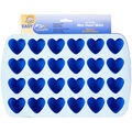 Wilton Easy-Flex Silicone Heart Mold, 24-Cavity