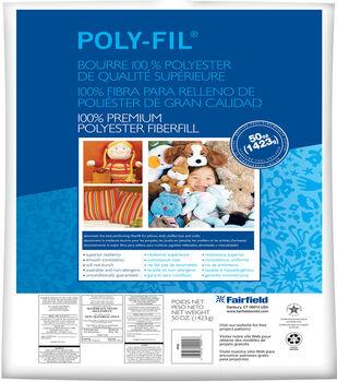 Poly-Fil Premium Fiber Fill 50 ounce Bag