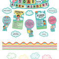 Up and Away Classroom Accents Set