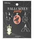 hildie & jo Halloween 5 Pack Spooky Animal Charms