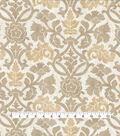 Waverly Upholstery Fabric 54\u0027\u0027-Anika Flax