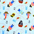 Babyville PUL Waterproof Fabric Bolt- Little Pirate Print