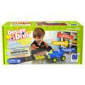Design & Drill Power Play Vehicles Monster Truck