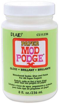 Mod Podge Paper Gloss Finish