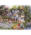 Plaid Paint By Number Kit 16\u0022x20\u0022 Victorian Garden