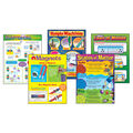 Physical Science Learning Charts Combo Pack 5 Per Pack 2 Packs