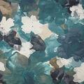 Richloom Outdoor Fabric-Renisis Atlantic