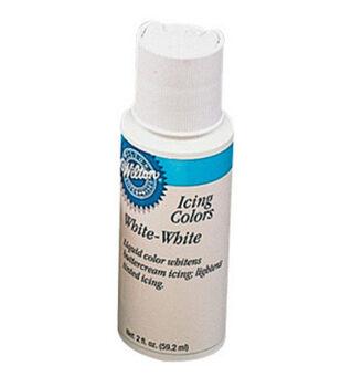 Wilton White White Icing Color 2oz.