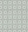 Home Decor 8\u0022x8\u0022 Fabric Swatch-Waverly Tangier Tiles Moonstone